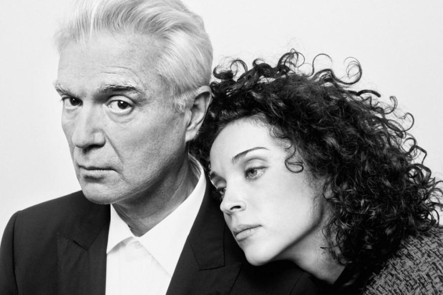 David Byrne & St Vincent