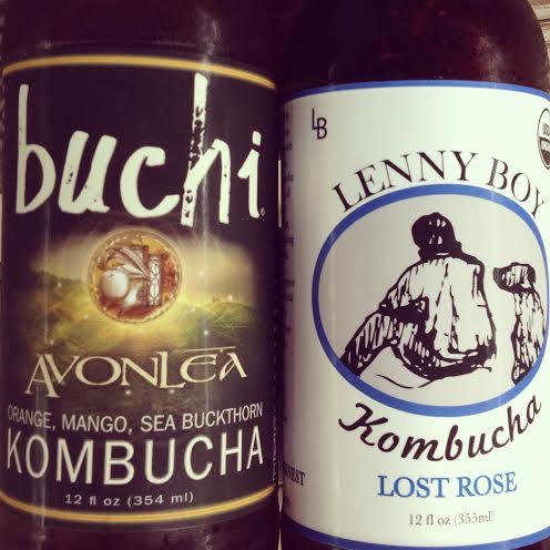 Cooking with Kombucha: The Laundry List ofIdeas