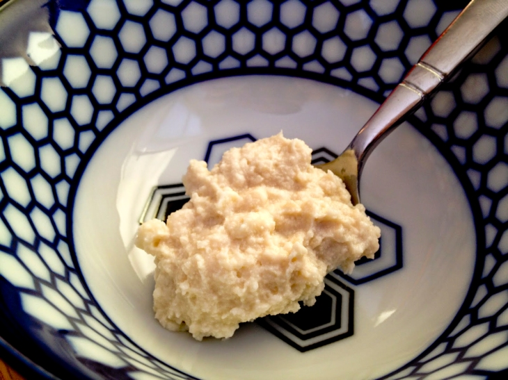 Ricotta + Koji + Time = Miso Cheese