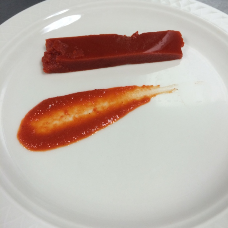Piquillo Pepper Fluid Gel