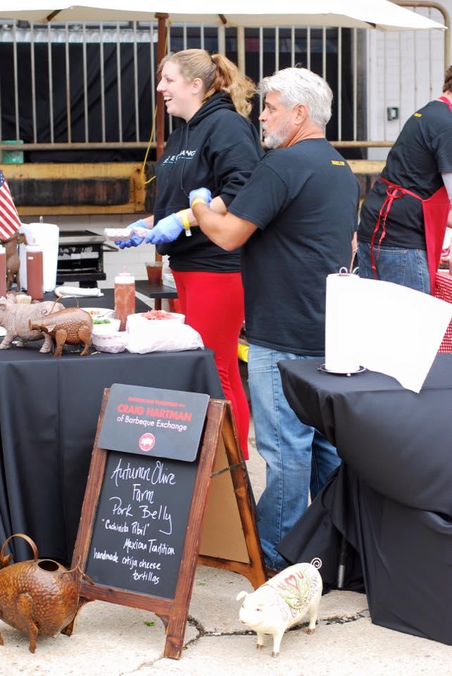 Cochon 555 Heritage BBQ DC 2015
