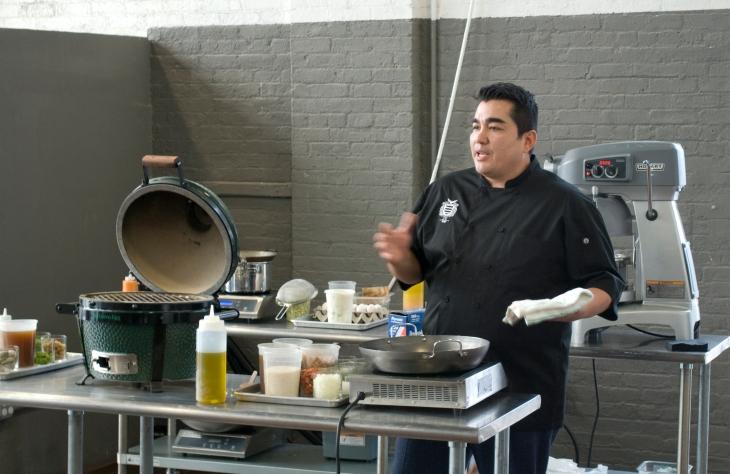 Chef Jose Garces at Starchefs ICC 2015