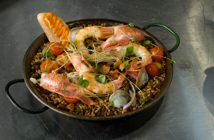Paella by Jose Garces