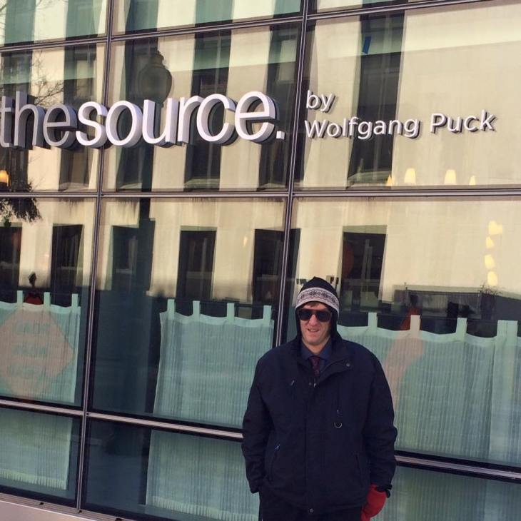 The Source by Wolfgang Puck & Scott Drewno in Washington DC
