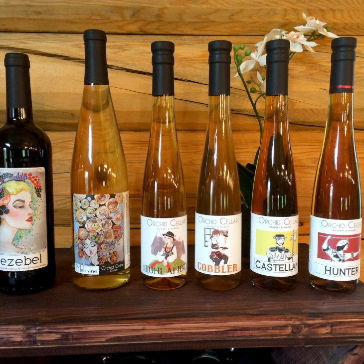 Orchid Cellar Winery and Meadery