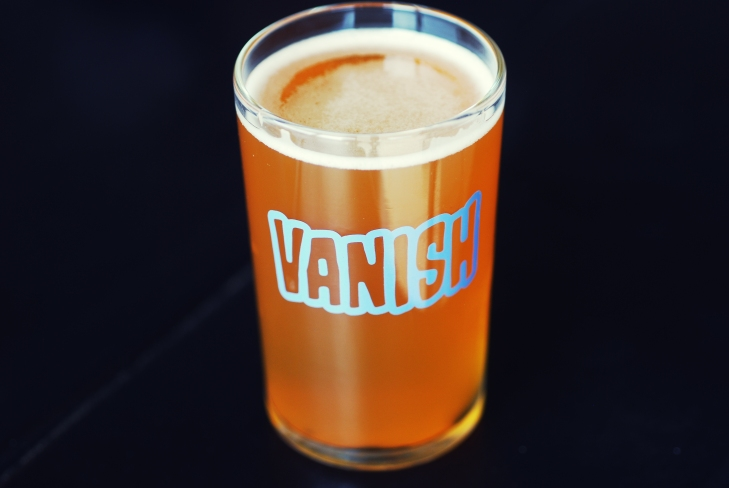 Beer and BBQ at Vanish Brewery