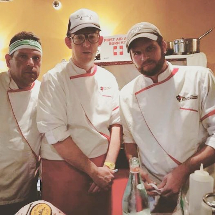 Baltimore's 2017 Mason Dixon Master Chef Tournament with Roasthouse Pub and Chris Spear of Perfect Little Bites