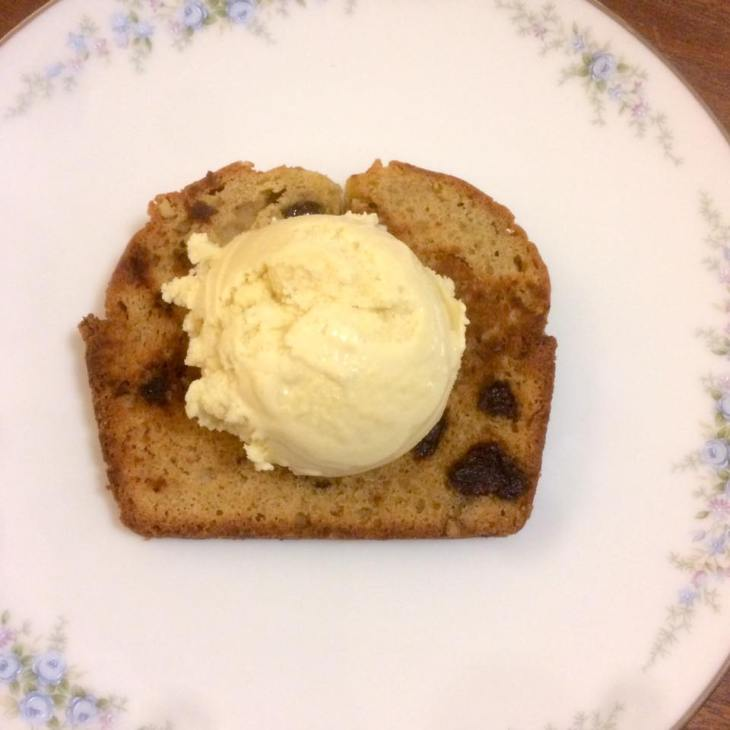 paw paw bread and ice cream recipe from frederick maryland personal chef and caterer chris spear